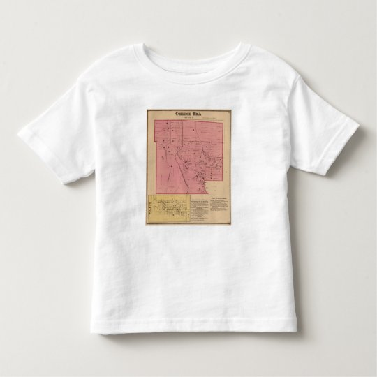 College Hill, Ohio Toddler T-shirt