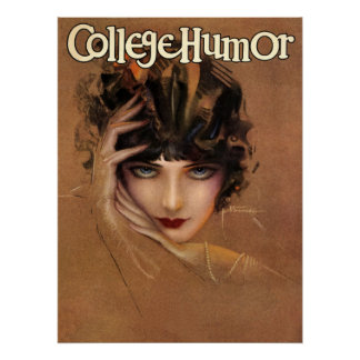 College Humor Poster