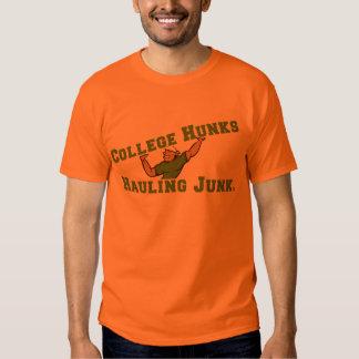 College Hunks Hauling Junk Basic T Shirt