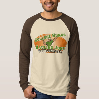 College Hunks Hauling Junk Official Logo T Shirt