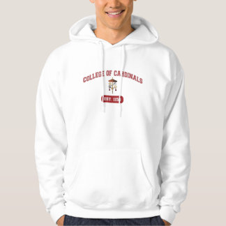 """College of Cardinals"" Hoodie"