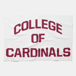College of Cardinals Towels