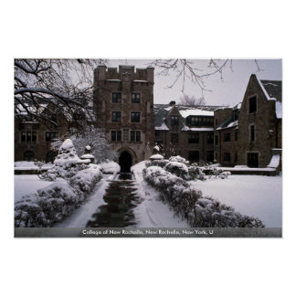 College of New Rochelle, New Rochelle, New York, U Print