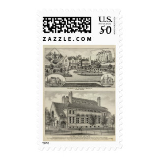 College of the Sisters of Bethany Postage