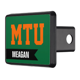 College or High School Student Tow Hitch Covers