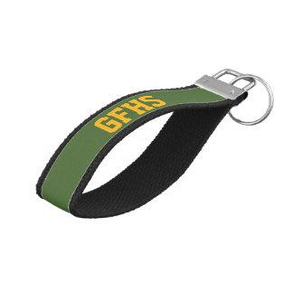 College or High School Student Wrist Keychain