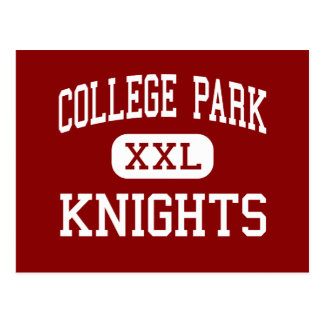 College Park - Knights - Middle - Ladson Postcard