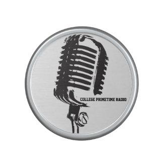College Primetime Radio Bumpster Speaker