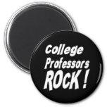 College Professors Rock! Magnet
