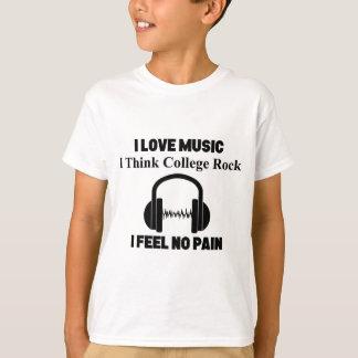 College Rock T-Shirt