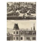 College, school, Benicia Postcard