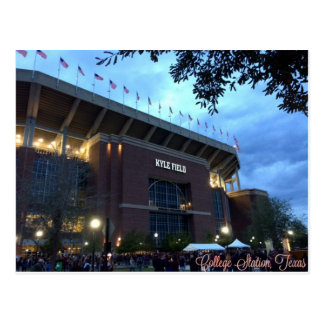 College Station Postcard