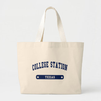 College Station Texas College Style tee shirts Tote Bags