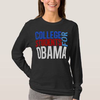 College Students for Obama T-Shirt