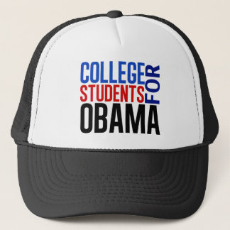 College Students for Obama Trucker Hat