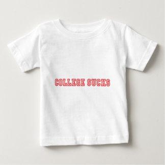 College Sucks Baby T-Shirt