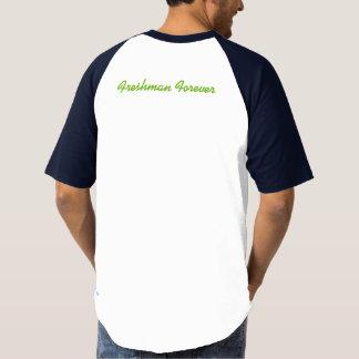 "College T-shirt ""Living the Freshman Lifestyle"""