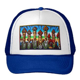 College Tech or High School Graduate Print Trucker Hat