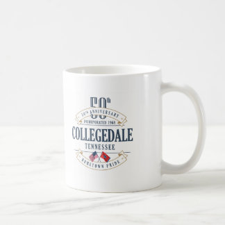 Collegedale, Tennessee 50th Anniversary Mug