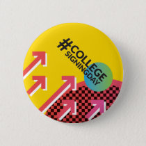 #CollegeSigningDay Yellow Button