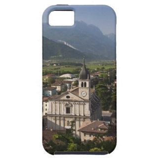 Collegiate church in morning, Arco, Trento iPhone SE/5/5s Case