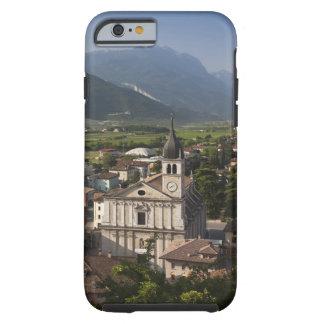 Collegiate church in morning, Arco, Trento Tough iPhone 6 Case