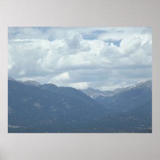 Collegiate Peaks of Colorado Poster