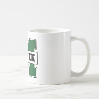 Collegiate-Style McGee Logo Coffee Mug