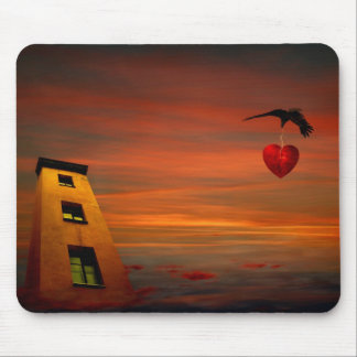 Collektor Of Broken Hearts Mouse Pad