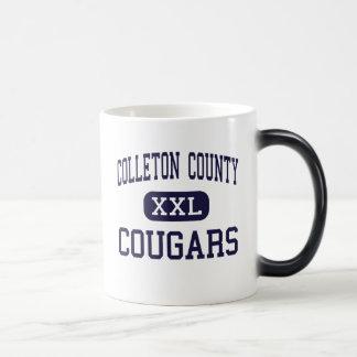 Colleton County - Cougars - High - Walterboro Magic Mug