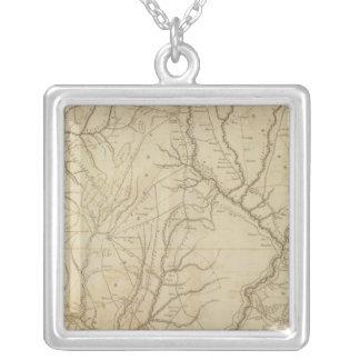 Colleton District, South Carolina Custom Necklace