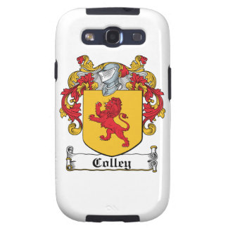 Colley Family Crest Samsung Galaxy SIII Covers