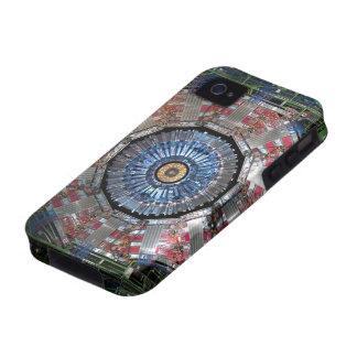 Collider Big Bang del Hadron Vibe iPhone 4 Carcasa
