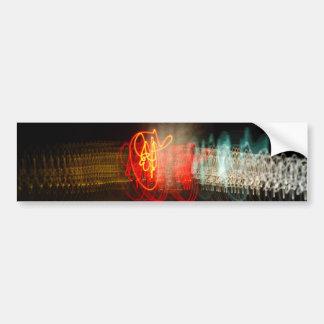 Collider estupendo etiqueta de parachoque