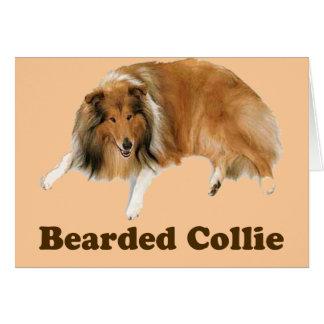 Collie Card