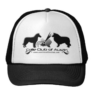 Collie Club of Austin Logo Wear Trucker Hat