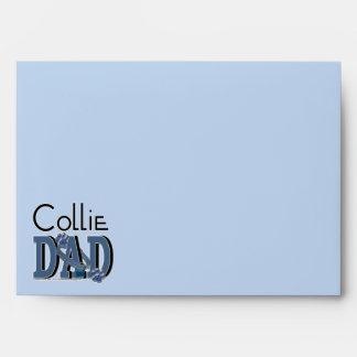 Collie DAD Envelope