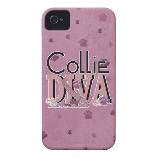 Collie DIVA iPhone 4 Case-Mate Case