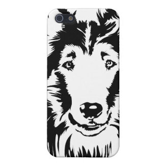 Collie Dog Case For iPhone SE/5/5s