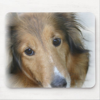 Collie Dog Mouse Pad