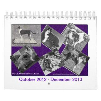 Collie Dogs Show Calendar Oct 2012 - Dec 2013