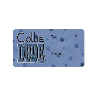 Collie DUDE Label