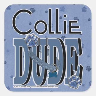 Collie DUDE Sticker