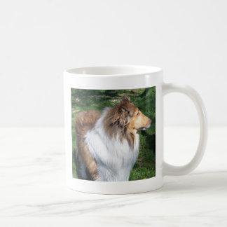 COLLIE, Everyday is a collie-day Coffee Mug