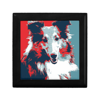Collie Hope Parody Poster Gift Box