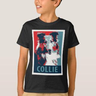 Collie Hope Parody Poster T-Shirt