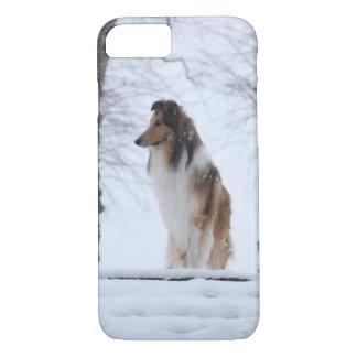 Collie iPhone 7 Case