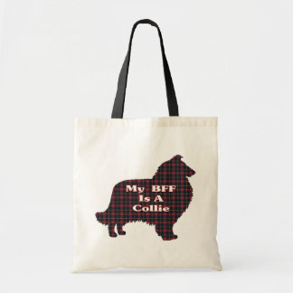 Collie Lovers Gifts Tote Bag