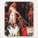 Collie Pair 1 - The Accolade Mouse Pad