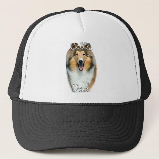 Collie (rough) Dad 2 Trucker Hat